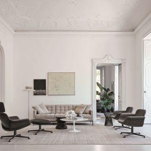 Fotele marki Knoll z kolekcji KN by Piero Lissoni to klasyki designu. Fot. Knoll /Mood-Design