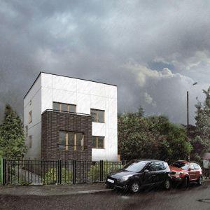 Projekt modernizacji zakłada m.in. ocieplenie budynku oraz nowe przeszklenia. Fot. Dekop Pracownia Architektury