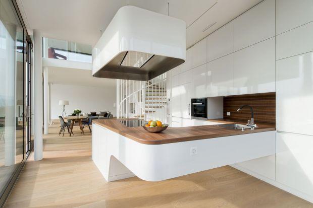 Nowoczesny dom urządzony w minimalistycznym stylu