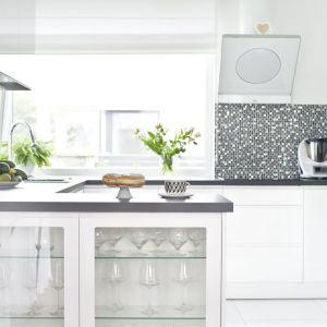 Nowoczesna kuchnia – poznaj sprawdzone pomysły projektantki Miśkiewicz Design. Fot. Anna Powałowska