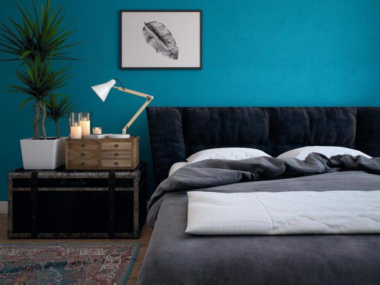 Ciepłe i zimne kolory – do jakich wnętrz pasują najbardziej? Beckers Designer Colour, kolor Cleopatra. Fot. Beckers