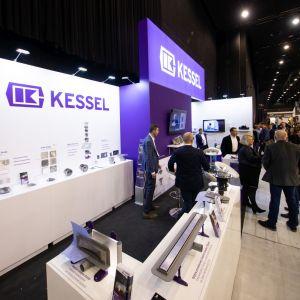 Najnowsze rozwiązania prezentowała w trakcie 4 Design Days 2020 niemiecka marka Kessel. Fot PTWP