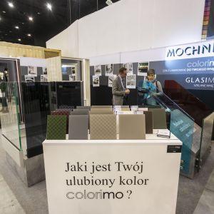 4DD: Marka Colorimo pokazała nowe kolory i możliwości szkieł lakierowanych. Fot. PTWP
