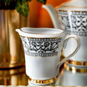 Piękna porcelana. Serwis Margaret. Fot. Ćmielów