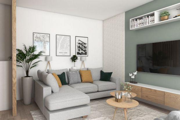 Czy dwupokojowe mieszkanie o powierzchni nieco ponad 40 m kw. może zapewniać maksymalną wygodę domownikom, a jednocześnie wydawać się przestronne? Owszem. Pod warunkiem jednak, że układ pomieszczeń będzie mądrze zaplanowany, miejsce dobrze wyk