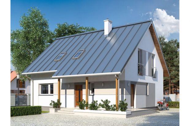 Projekt Jeżyna to funkcjonalny, ekonomiczny dom dla 5 – 6-osobowej rodziny. Z pozoru prosty skrywa niezwykle bogaty program funkcjonalny.