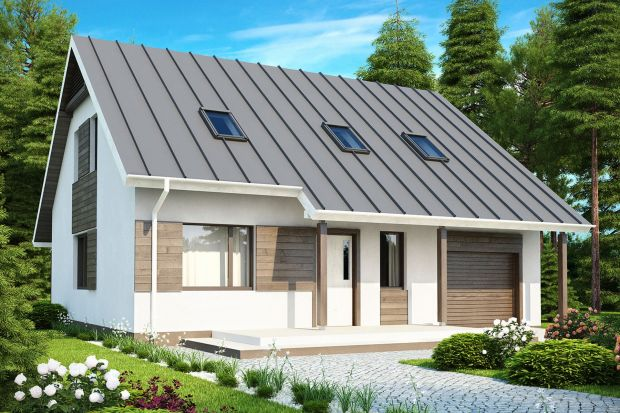 Na popularność projektu Z119 wpływa jego uniwersalny charakter. Dom cechuje zwarta i prosta bryła oraz niewielkie wymiary. Dzięki temu dobrze sprawdza się nawet na małej działce, jest tani w budowie i późniejszej eksploatacji.