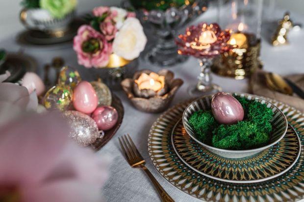 Wielkanocny stół: wybierz piękną porcelanę