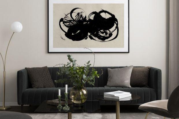 Ramki i plakaty artystyczne w dużym rozmiarze 100x150 cm to pomysł na dekoracje wnętrz, świetnie wpisujący się w najnowsze trendy wnętrzarskie.