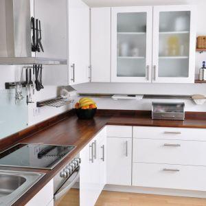 Drewniane blaty, deski czy wyspy kuchenne to przestrzeń szczególnego przeznaczenia. Fot. Osmo