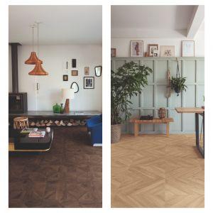 Piękna podłoga: zobacz modne wzory. Fot. Quick-Step