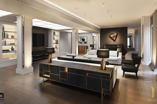 Na najwyższym, 52. piętrze luksusowego apartamentowca zaprojektowanego przez światowej sławy projektanta Daniela Libeskinda znajdziemy jeden z trzech penthousów. Apartament zajmuje 235 m2, a za jego oknami rozpościera się zachwycający widok na zac