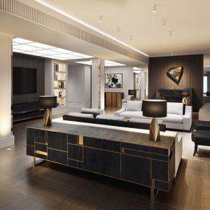 Apartament na 52 piętrze Sky Oasis Złota 44. Fot. Złota 44