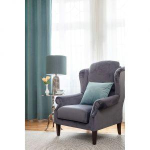 Fotel Unique z kolekcji Velvet. Fot. Dekoria