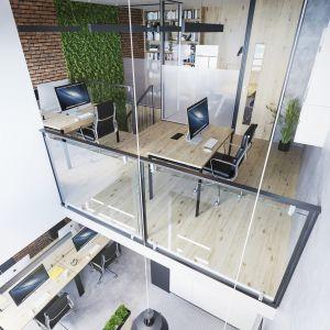 Mieszkanie z antresolą. Fot. Apartamenty Sienkiewicza 44/Easy-Resize