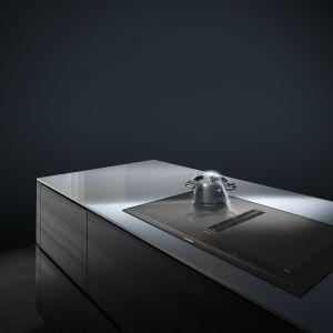 Płyta indukcyjna EX875LX67E z wbudowanym wyciągiem/Siemens. Produkt zgłoszony do konkursu Kuchnia - Wybór Roku 2020