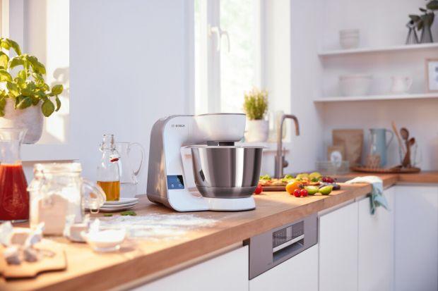Co waży w kuchni? Wygląd czy funkcjonalność? Na to pytanie odpowiedzi potrafi udzielić nowy robot kuchenny serii MUM5 marki Bosch z wbudowaną wagą oraz timerem.Produkt zgłoszony do konkursu Kuchnia - Wybór Roku 2020.