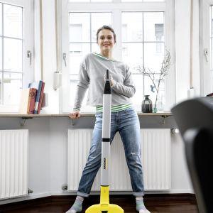 Mop elektryczny FC 3/Kärcher. Produkt zgłoszony do konkursu Kuchnia - Wybór Roku 2020