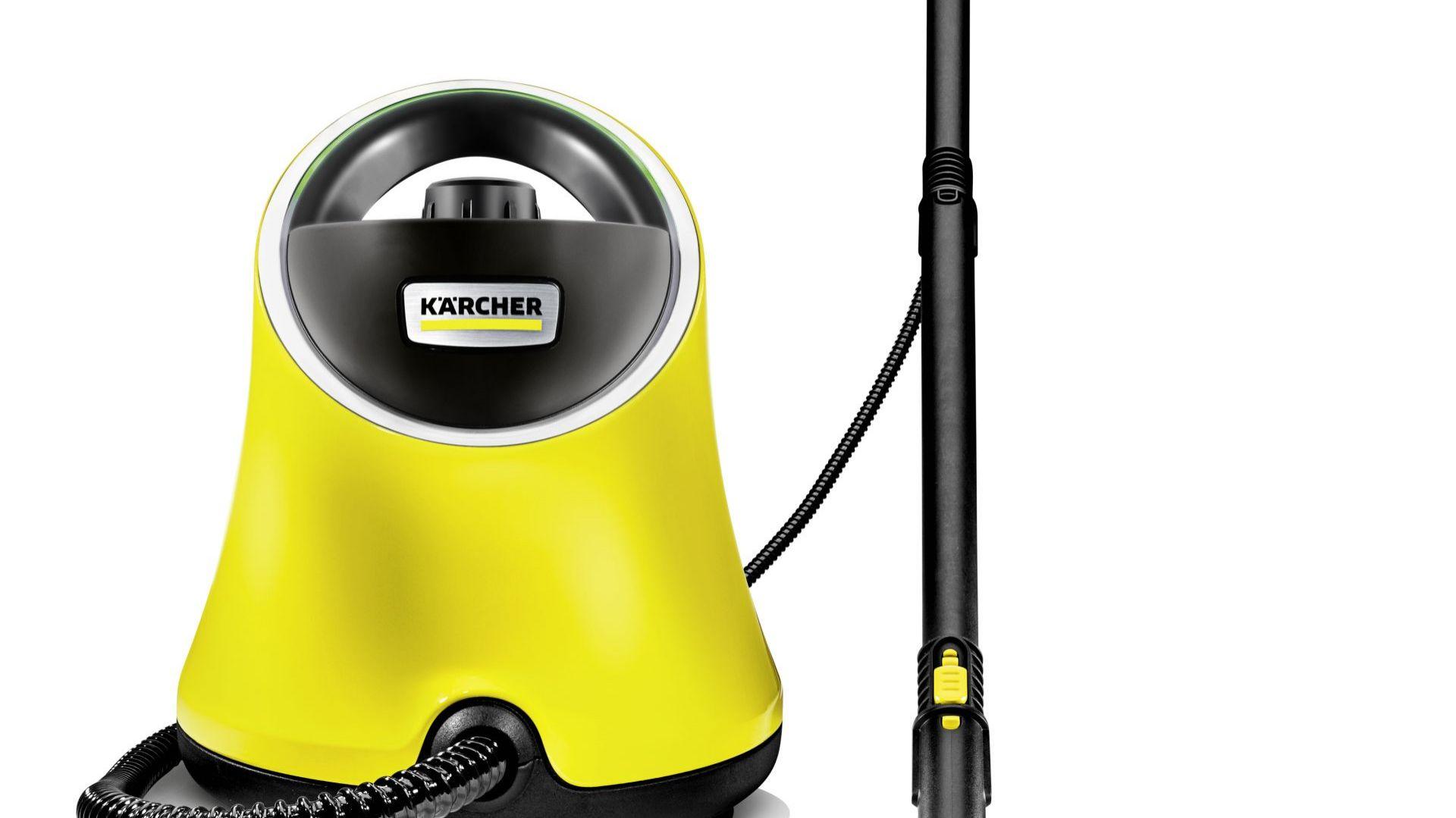 Parownica SC 2 Deluxe EasyFix/Kärcher. Produkt zgłoszony do konkursu Kuchnia - Wybór Roku 2020