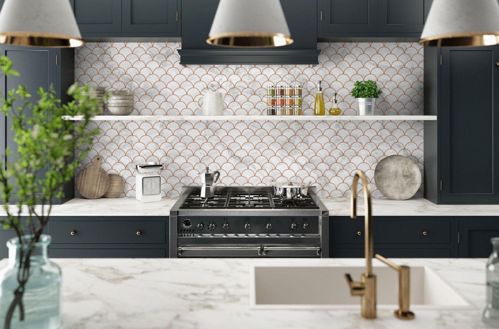Flabellum Marble Mat - kolekcja Marble/Raw Decor. Produkt zgłoszony do konkursu Kuchnia - Wybór Roku 2020