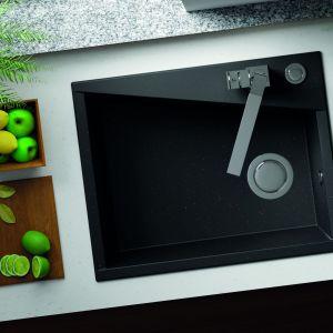 Zlewozmywak granitowy Grenada/Laveo. Produkt zgłoszony do konkursu Kuchnia - Wybór Roku 2020.