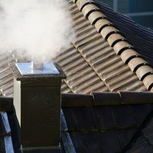 Nowoczesny komin: odporny na emisję trujących spalin. Fot. Jawar