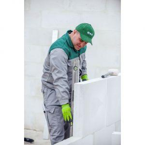 Na rynku dostępne są nowoczesne produkty, które umożliwiają kontunuowanie prac budowlanych w niekorzystnych temperaturach. Fot. H+H