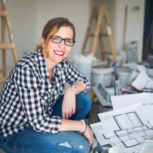 Rozmawiamy z Joanną Alaborską, właścicielką Pracowni Aranżacji Wnętrz O-Kreślarnia z Torunia, prelegentką konferencji Studio Dobrych Rozwiązań.