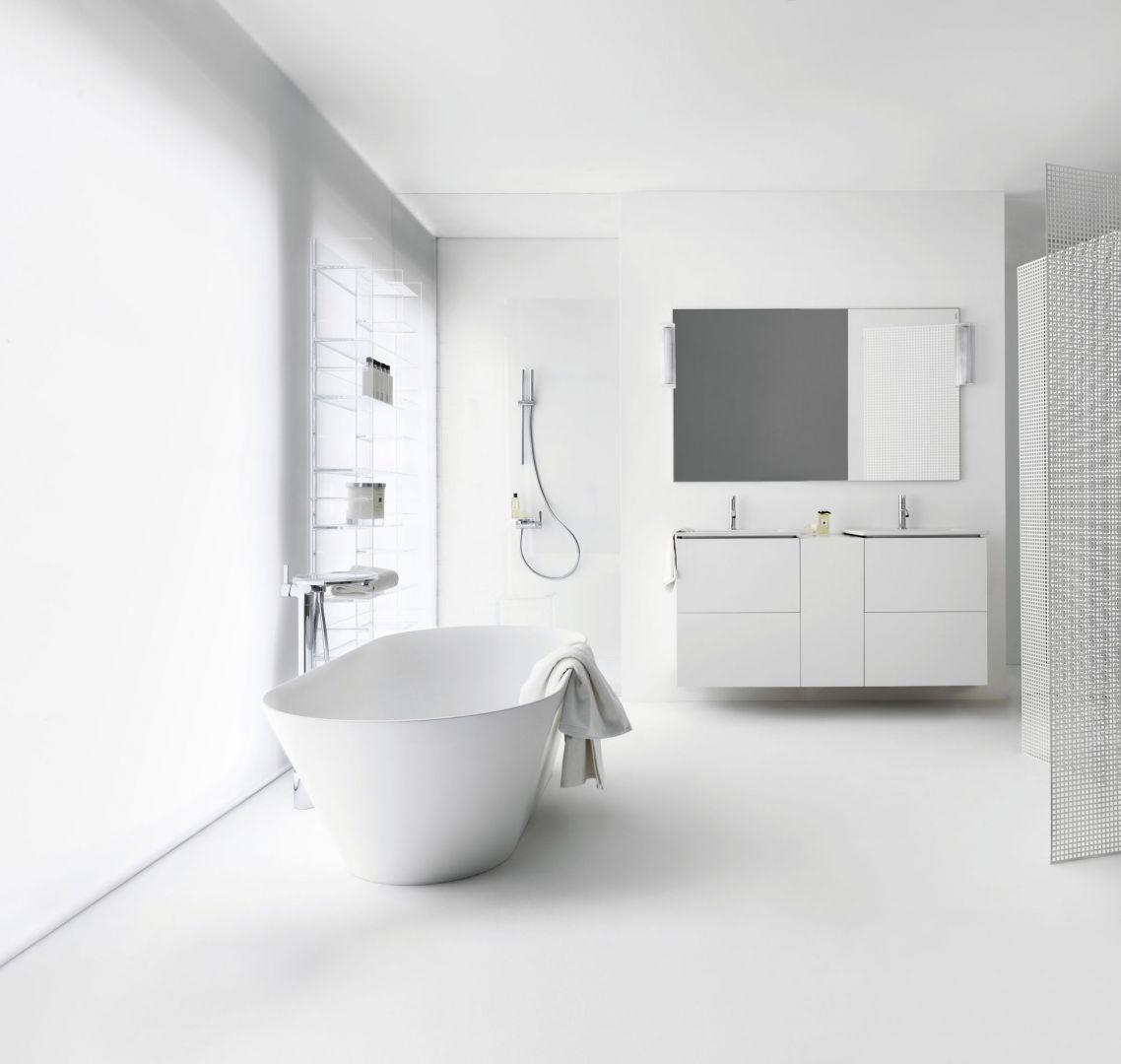 Nowoczesna łazienka: wybieramy wannę. Fot. Laufen