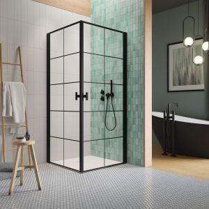 Personalizacja strefy prysznica. Kabina Nes KDD I Factory. Fot. Radaway
