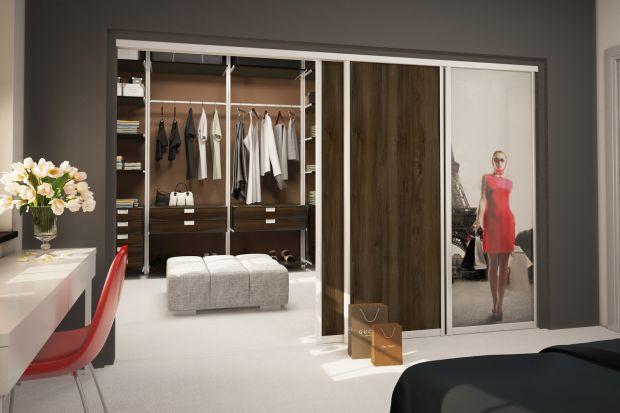 Garderoba w domu - 3 trendy w aranżacji