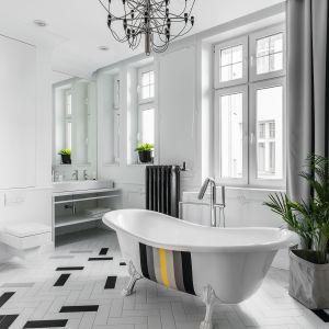 Salon kąpielowy. Projekt: Anna Maria Sokołowska. Fot. FotoMohito