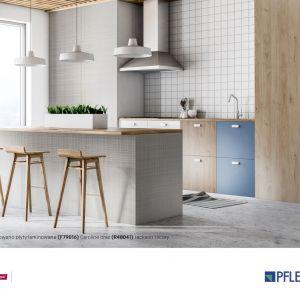 Płyta laminowana w dekorach z kolekcji TrendBook 2020/Pfleiderer. Produkt zgłoszony do konkursu Kuchnia - Wybór Roku 2020.