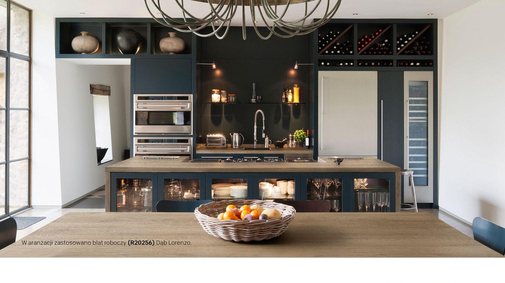Blaty kuchenne w kolekcji TrendBook 2020/Pfleiderer. Produkt zgłoszony do konkursu Kuchnia - Wybór Roku 2020.