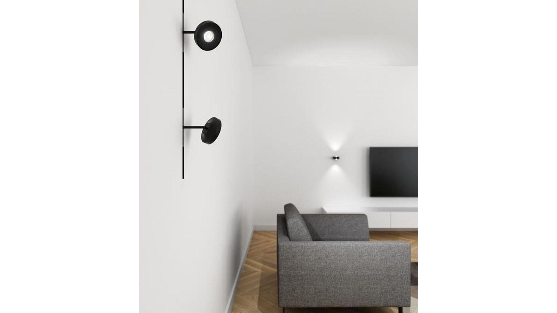 Oświetlenie jest elementem wyposażenia wnętrz, które cechuje się nie tylko funkcjonalnością, ale również zdobi przestrzeń. Fot. AQForm