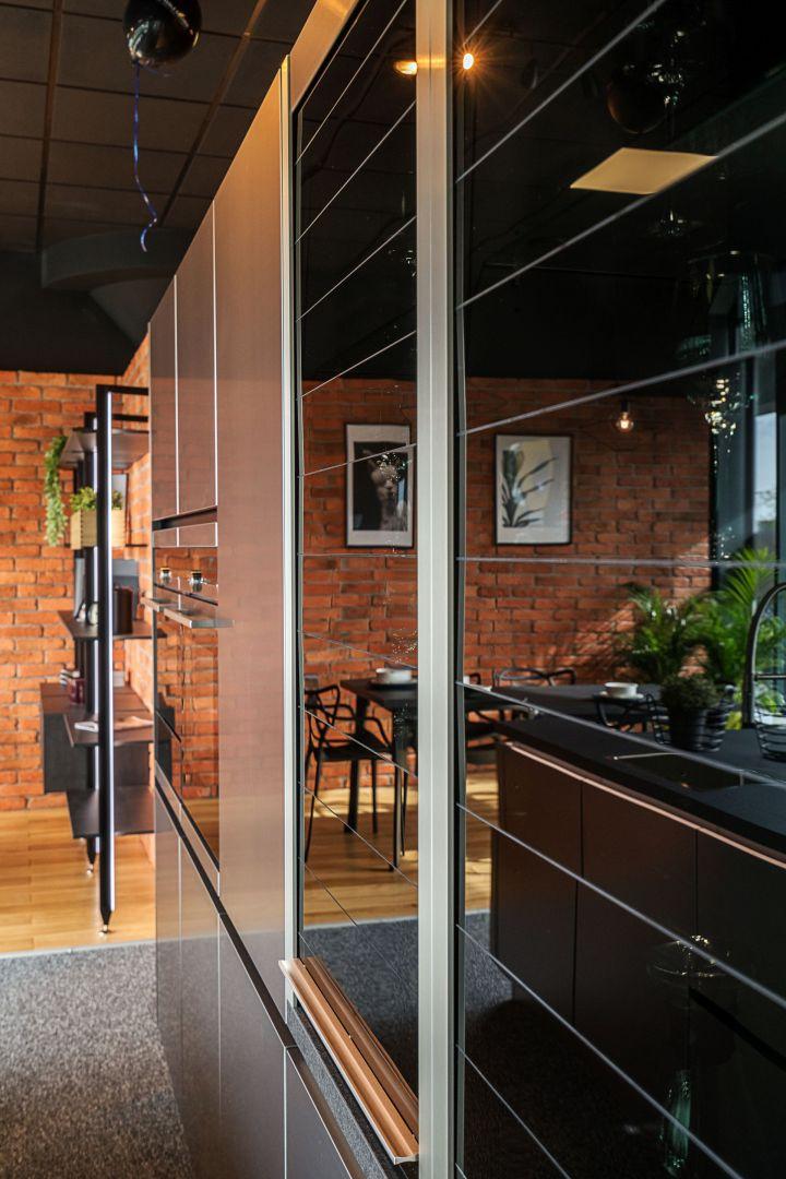 Studio Wnętrz Verle & Siemens Prime Studio Opole. Realizacja kuchni zgłoszona do konkursu Kuchnia-Studio Roku 2020 na najlepsze realizacje wykonane przez studia kuchenne