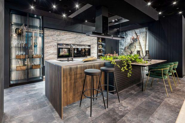 Realizacja kuchni zgłoszona do konkursu Kuchnia-Studio Roku 2020 na najlepsze realizacje wykonane przez studia kuchenne. Organizatorem konkursu jest magazyn Dobrze Mieszkaj i portal Dobrzemieszkaj.pl.<br /><br />