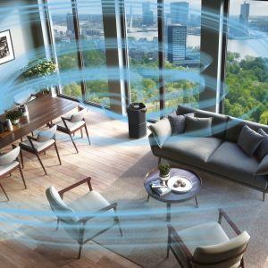 Jakość powietrza w naszych domach ma znaczenie. Fot. Elektrolux