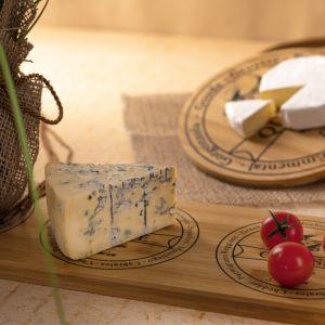Deska do serów bambusowa Florina Fromage. Fot. Zasmakuj Radości