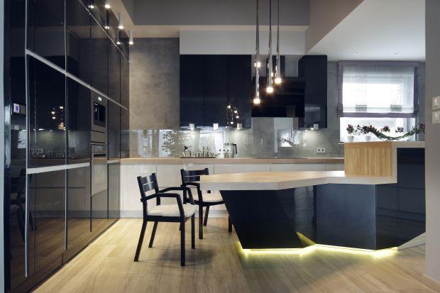 Realizacja kuchni zgłoszona do konkursu Kuchnia-Studio Roku 2020 na najlepsze realizacje wykonane przez studia kuchenne. Organizatorem konkursu jest magazyn Dobrze Mieszkaj i portal Dobrzemieszkaj.pl.