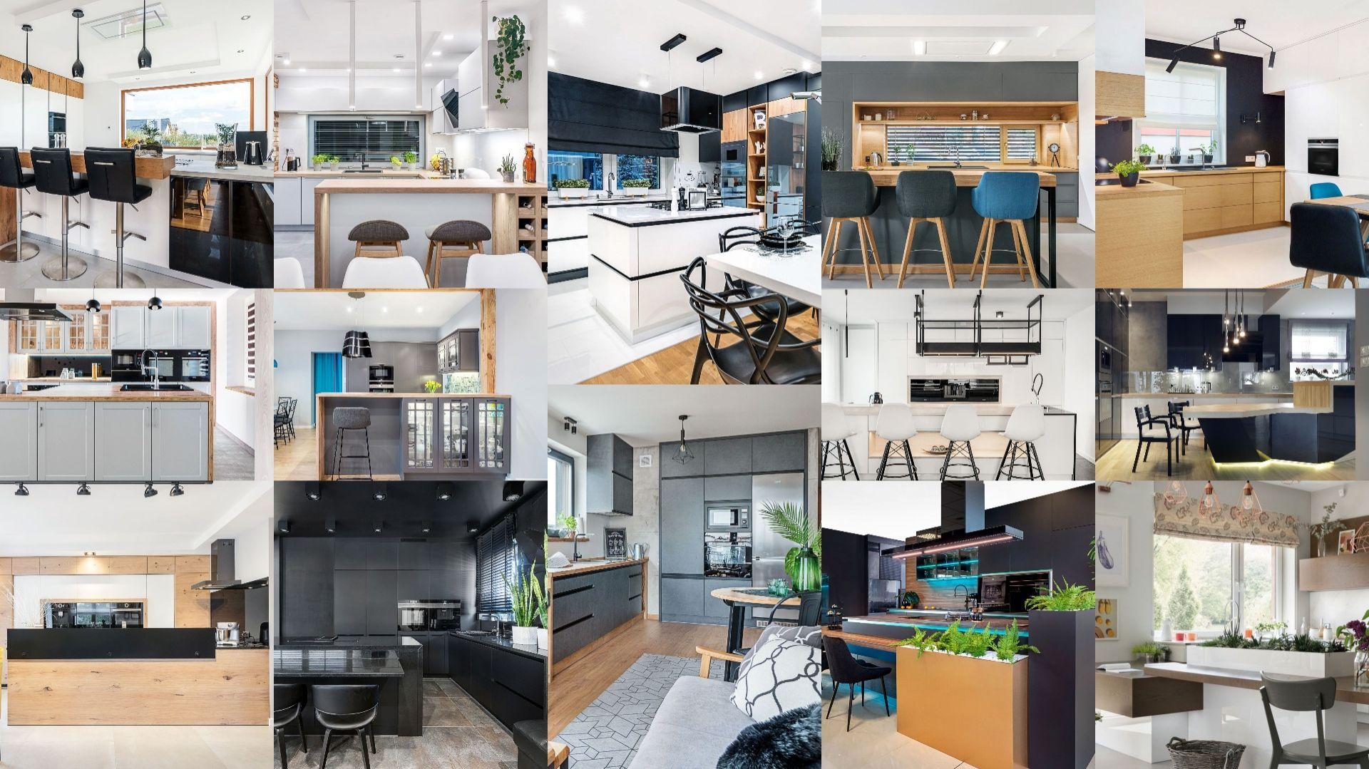 Konkurs Kuchnia - Studio Roku 2020: Wybierz najlepszą realizację kuchni!
