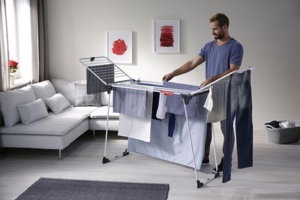 Suszenie prania to jedna z tych czynności, którą musi wykonać każdy z nas i raczej nie da się jej uniknąć.