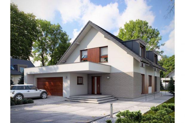 Alwin 4 to średniej wielkości dom jednorodzinny, parterowy z użytkowym poddaszem i garażem dwustanowiskowym idealnie sprawdzi się na podmiejskiej działce. Powierzchnia użytkowa 167 metrów kwadratowych pozwoli na komfortowe zamieszkanie 5-6-osobowe