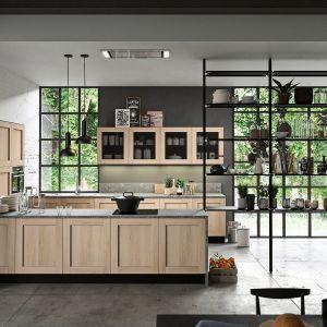 Kuchnia Licia doskonale łączy klasyczne elementy z nowoczesnymi rozwiazaniami. Meble dostępne w ofercie firmy Aran Cuciene. Fot. Aran Cucine