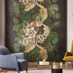 Mozaika Dancing Flowers z oferty Mosaico+. Fot. Mosaico+