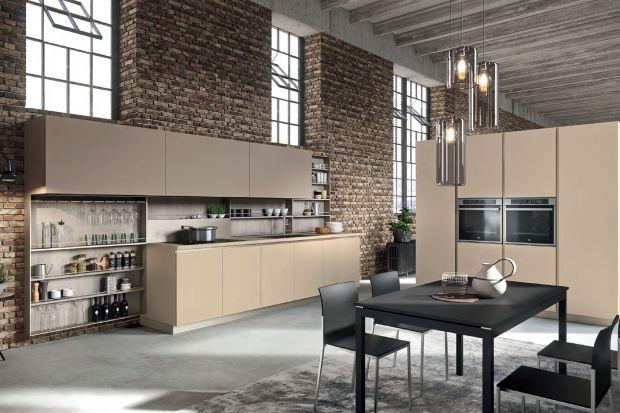 Meble do kuchnie w ciemnym kolorze będą eleganckie i niezwykle stylowe. Warto sprawdzić co w tej gamie kolorów oferują producenci.