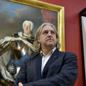 Mieczysław Bielawski, dyrektor kreatywny oraz współwłaściciel firmy ART FM Fot. Tomasz Markowski
