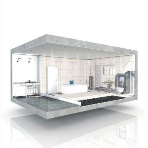 Rury wielowarstwowe mogą być z powodzeniem stosowane w instalacjach wodociągowych, centralnego ogrzewania i ogrzewania podłogowego. Fot. Uponor