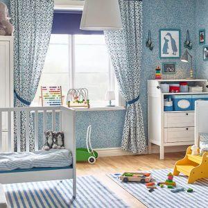Meble dziecięce z kolekcji Sundvik dostępne w ofercie IKEA. Fot. IKEA