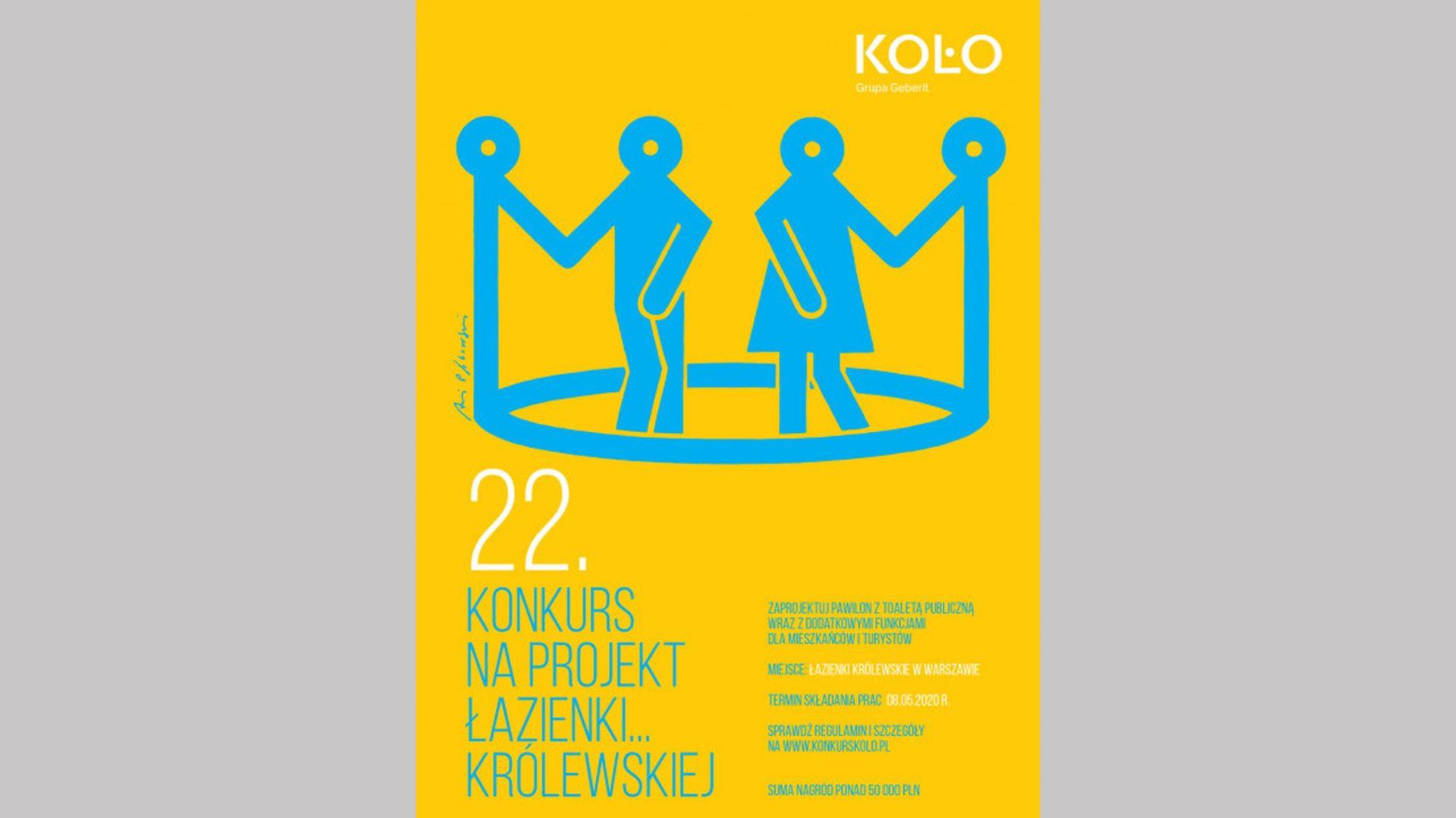 Wystartował 22. Konkurs KOŁO. Grafiki konkursowe zaprojektował znany artysta Andrzej Pągowski